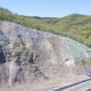 Survey of Cliff Wall Using 3D Laser Scanner and UAV
