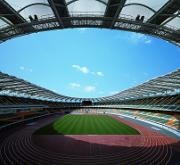 Utilizing Autonomous UAV Photogrammetry for Stadium Inspection