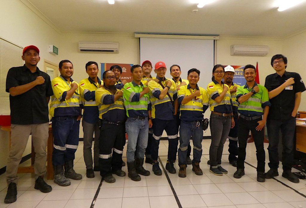 Drone training Indonesia