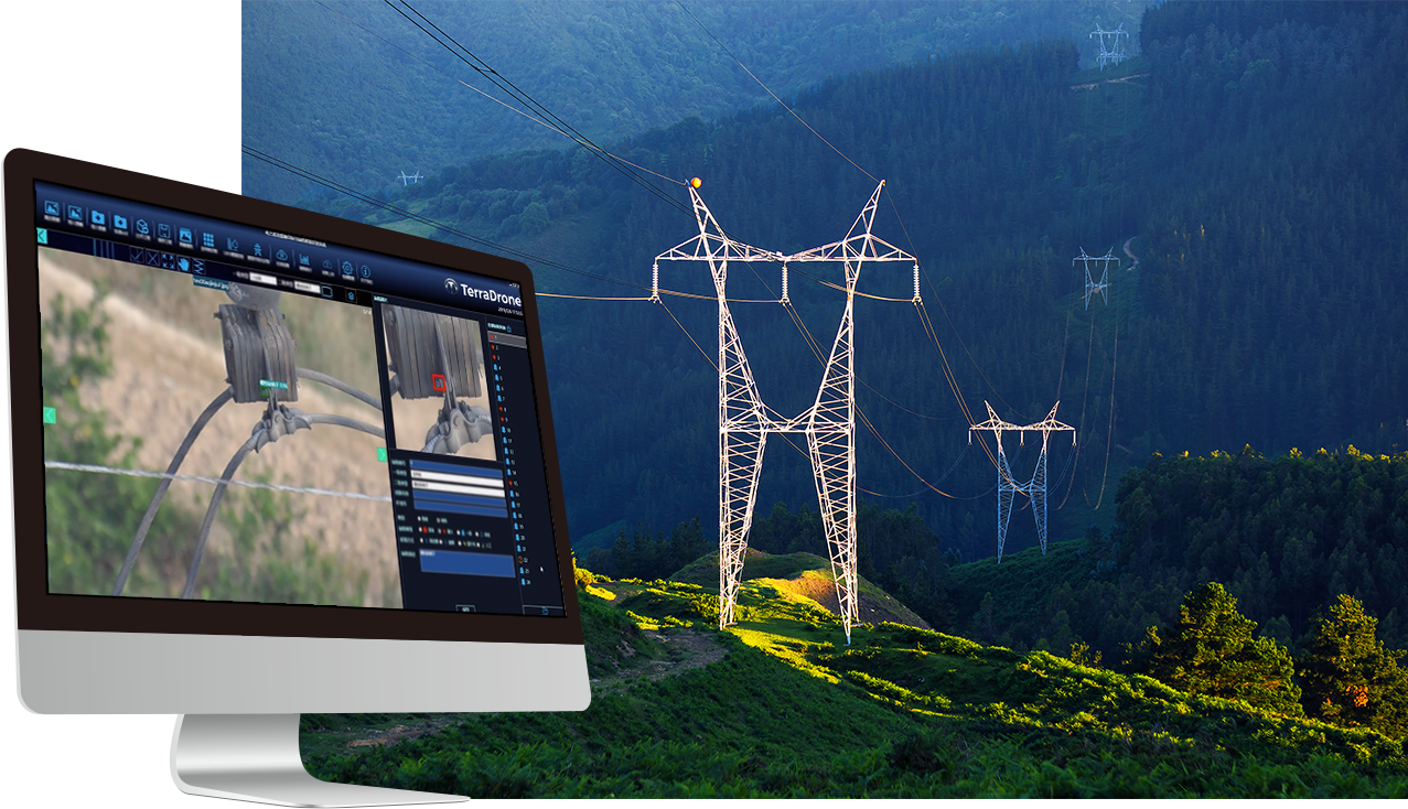 Terra Drone launches UAV AI-based solution for power asset inspection  developed after inspecting over 90,000 km power lines by BVLOS - Terra  Drone|Global UAV company