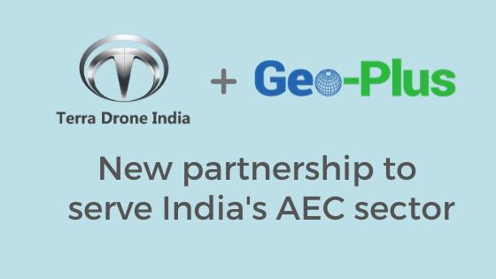 Terra Drone India Geo Plus
