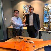 豪のUAVサービス企業C4D Intelを買収、新会社を設立