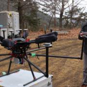 大阪府能勢町にて、従来価格から1/3の価格での提供を実現した、自社UAVレーザ「Terra Lidar(テラライダー)」の関西初の現場説明会を開催