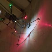 UAVによる非破壊検査サービスを開始  〜効率的な高所検査により施設停止期間短縮を実現〜