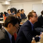 ドローン分野における世界最大のテクノロジー&サービスプラットフォーム構築・強化に向け、世界約20カ国のグループ会社幹部を集めた第一回グローバルサミットを開催