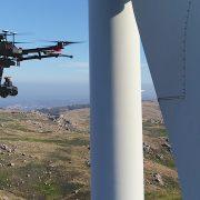 SLAM技術による自律飛行を活用した風力発電設備向け点検サービスを開始 〜従来比約8倍の点検効率、点検後のデータ管理の簡易化、安全性の向上を実現〜