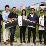 テラドローンインドネシア、日本における主要電力研究機関の協力の下、 国営電力会社PLNの長距離送電線点検の効率化に成功