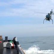 低コストで効率的な⿂群探索・海上保安を実現する ドローンソリューションの提供を開始