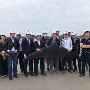 台湾政府関係者らとともにテラドローン及びUnifly社のUTMの実証実験に成功