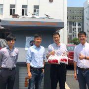 中国のドローン物流企業アントワーク社と国内独占代理店契約を締結 日本国内にてドローン物流システムを販売開始