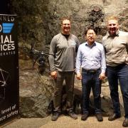 地下鉱山の測量・点検サービスを提供するカナダ企業と出資契約を締結し、 現地法人テラドローンマイニングを設立 全世界にサービスを提供