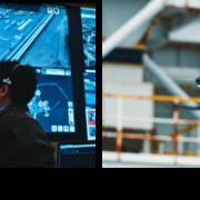 KDDIとセコムと共同で、南相馬市において沿岸部および周辺広域施設のドローン警備実証実験を実施