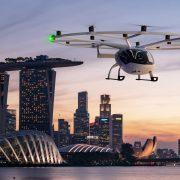 Terra Drone、空飛ぶクルマの事業へ本格参入